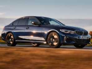Por R$ 426.950, versão mais potente do BMW Série 3 chega ao Brasil
