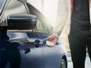 Câmera, telefone... smartphones também vão virar a chave do carro!