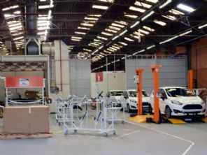 Ford conclui venda de sua fábrica em São Bernardo do Campo (SP)