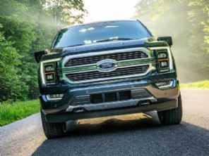 Ford confirma: F-150 elétrica estreia em 2022 como a versão mais potente da picape