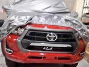 Toyota Hilux 2021 exibe nova dianteira em flagra sem camuflagens