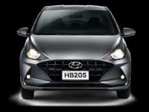 Hyundai HB20 estreia linha 2021 com novos opcionais e grade frontal padronizada