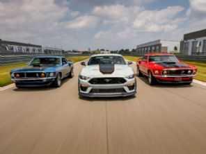 Próxima geração do Ford Mustang deve estrear em 2022
