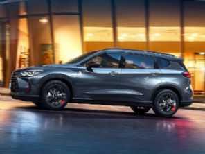 Sucessor do Chevrolet Spin ganha opção híbrida-leve na China