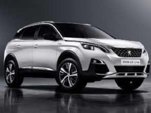 Peugeot 3008 e 5008 estreiam facelift em outubro, adianta revista francesa