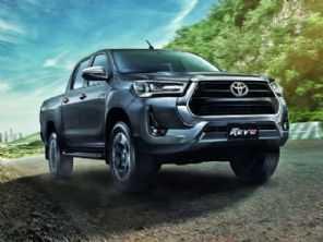 Novas Hilux e SW4 são reveladas pela Toyota