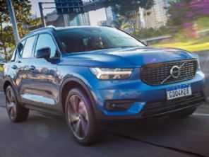 XC40 torna-se o híbrido plug-in mais acessível da Volvo no Brasil