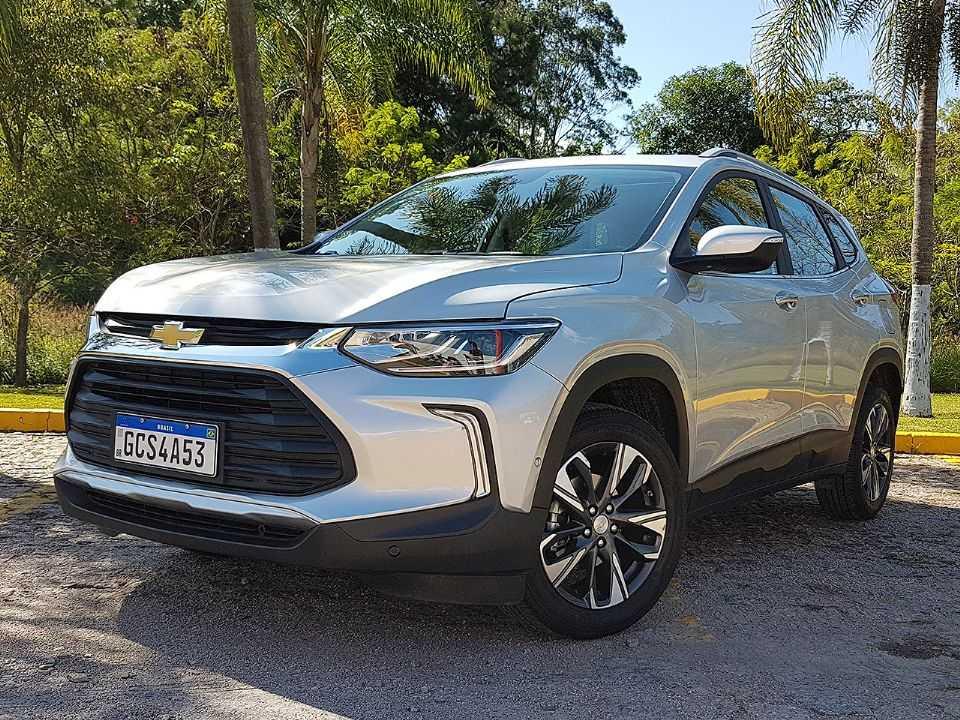 Chevrolet Tracker 2021