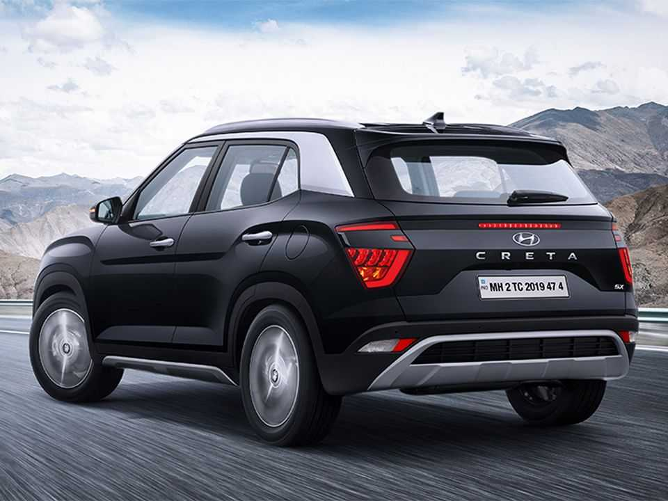 Nova geração do Hyundai Creta vendida na Índia