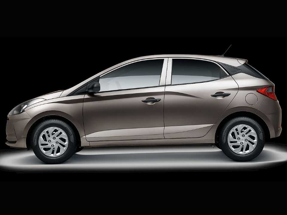HyundaiHB20 2021 - lateral