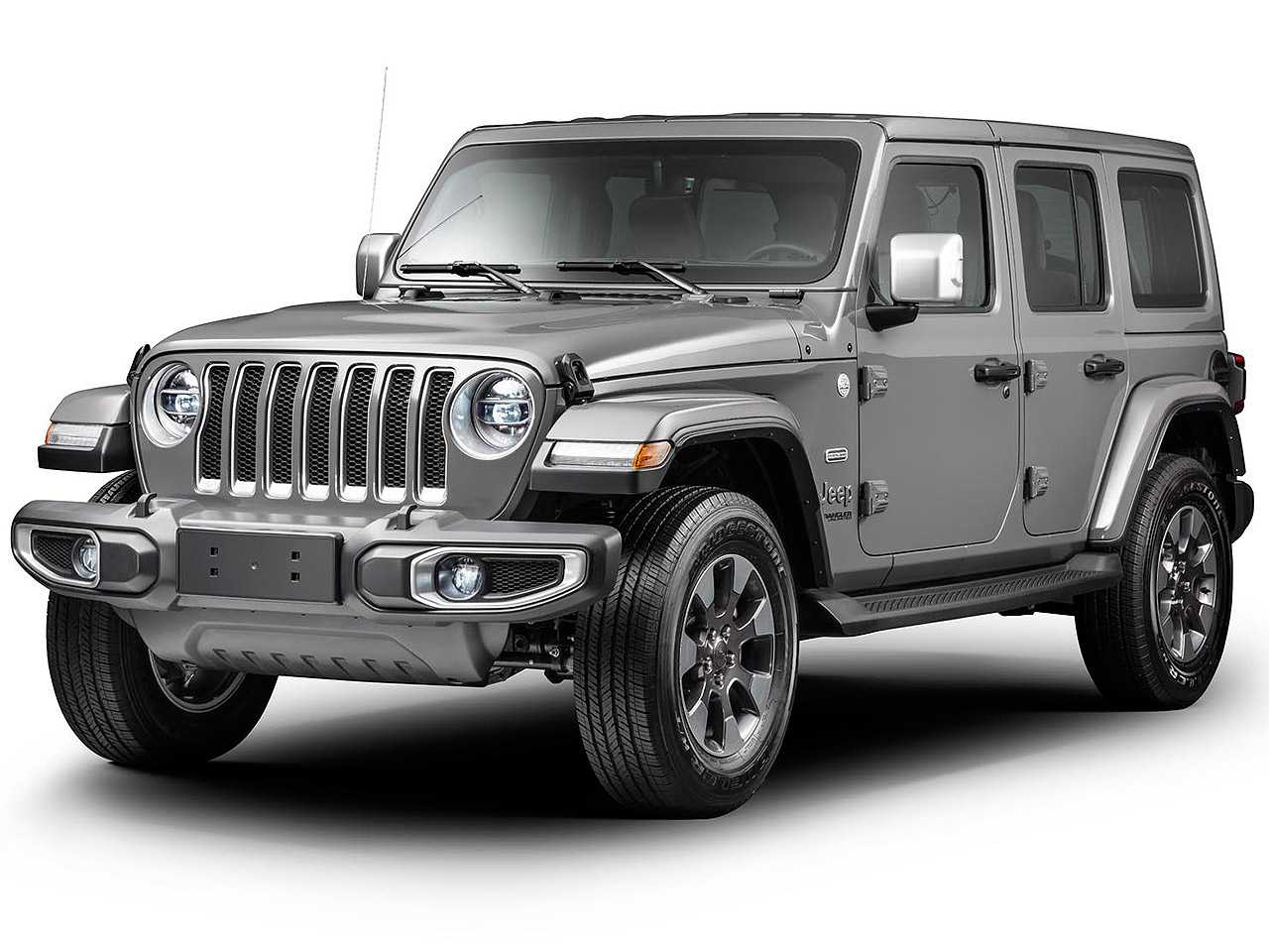 Jeep Wrangler Sahara Unlimited Overland