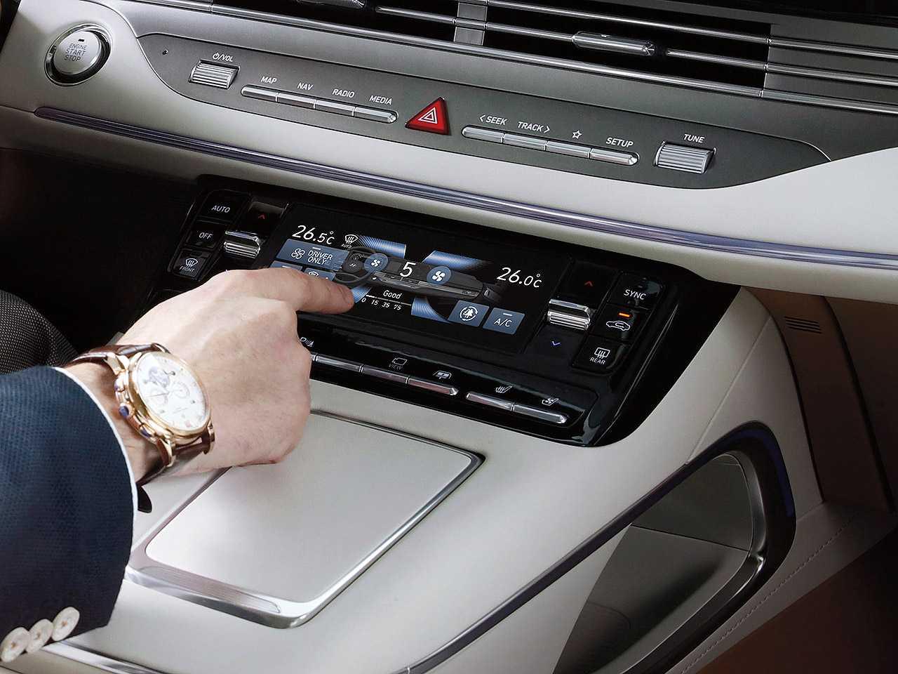 Ar-condicionado mais sofisticado chegará às marcas Hyundai, Genesis e Kia