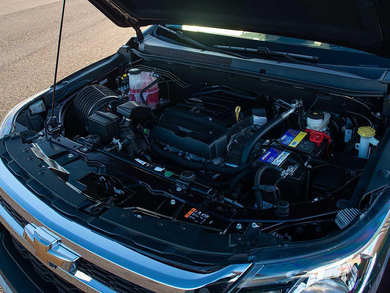 ChevroletS10 2021 - motor