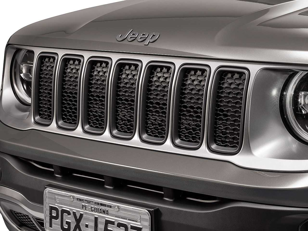 Jeep Renegade 2020 - grade frontal