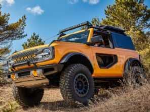 Breve no Brasil, Ford Bronco tem 125 mil pedidos e 18 meses de espera