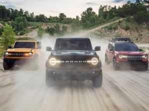 Com chance de chegar ao Brasil, Ford apresenta a nova ''família Bronco''