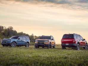 Cotado para o Brasil, Ford Bronco Sport custará entre R$ 150 mil e R$ 215 mil
