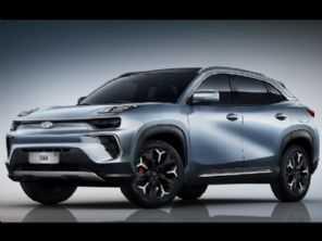 Com plataforma própria, Chery terá um arrojado SUV 100% elétrico na China