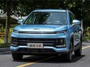 JAC T60 ganha variante mais sofisticada na China