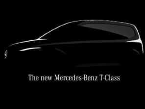 Com a inédita Classe T, Mercedes-Benz ''empresta'' mais um modelo da Renault