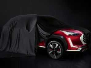 Nissan Magnite: marca revela mais um teaser do ''mini-Kicks''