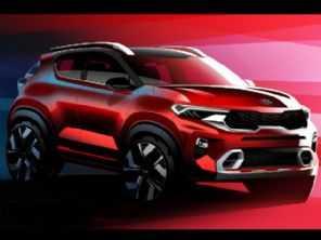 Kia Sonet, o menor SUV da marca, pode chegar ao Brasil