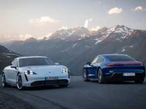 Porsche define preços para o Taycan no Brasil