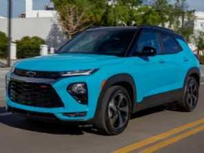 Trailblazer: maior que o Tracker e possível rival do Compass, novo SUV agrada nos EUA
