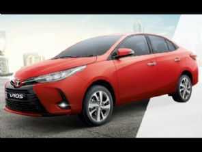 Nas Filipinas, Toyota Vios antecipa possível facelift para o Yaris nacional