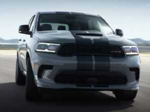Dodge Durango Hellcat é o SUV mais potente do mundo