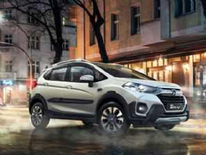 Honda revela atualização para o WR-V na Índia e define preços