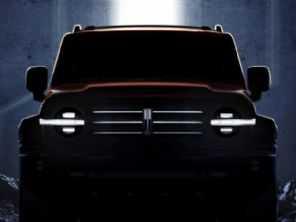 WEY P01: sim, os chineses já copiaram o Ford Bronco