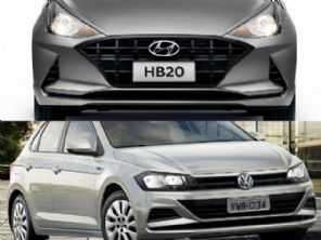 Hatches 1.6: VW Polo ou um Hyundai HB20 Vision Pack?