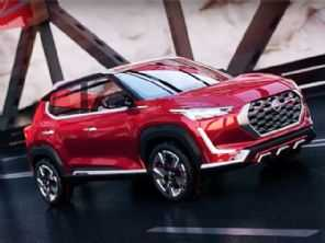 Futuro SUV abaixo do Kicks, Nissan mostra o conceito Magnite por completo
