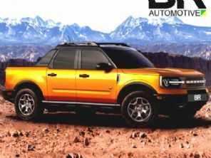 Nova informação sobre a Ford Maverick pode deixá-la ainda mais perto do Brasil
