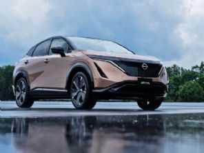 Nissan apresenta o Ariya, seu primeiro SUV elétrico
