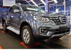 Renault Alaskan terá produção iniciada em breve na Argentina