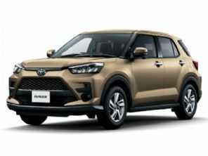 Toyota Raize: SUV tem patente registrada no Brasil