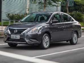 Nissan Versa antigo se chamará V-Drive e pode passar de R$ 70 mil