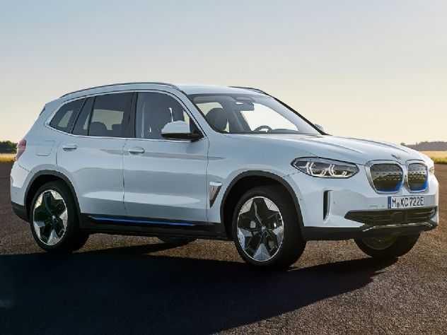 Primeiro SUV elétrico da BMW, iX3 terá 286 cv de potência