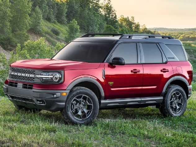 Ford Bronco Sport: surgem os preços e equipamentos na Argentina