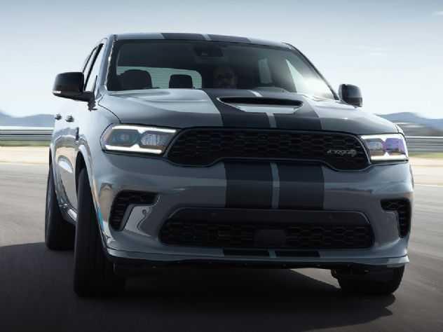 Dodge Durango Hellcat é o SUV mais potente do mundo