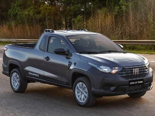 Teste: Fiat Strada Endurance 1.4 Cabine Plus 2021
