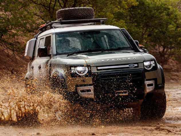 5ª geração do Land Rover Defender chega ao Brasil partindo de R$ 400.750