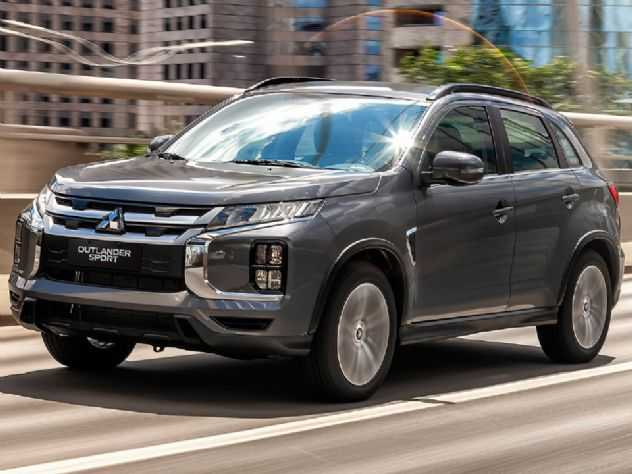 Mitsubishi lança no Brasil o Outlander Sport