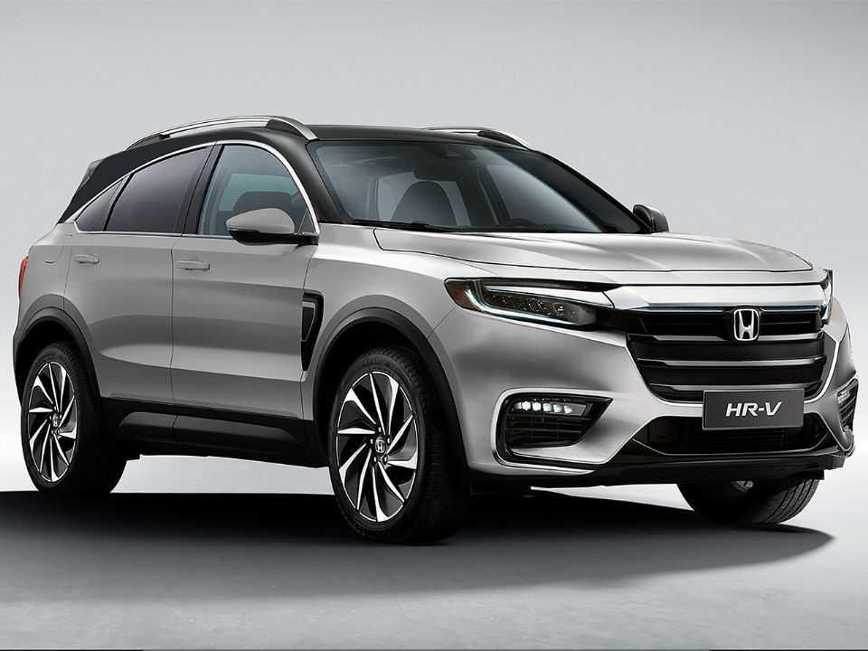 Projeção de Kleber Silva para a próxima geração do Honda HR-V
