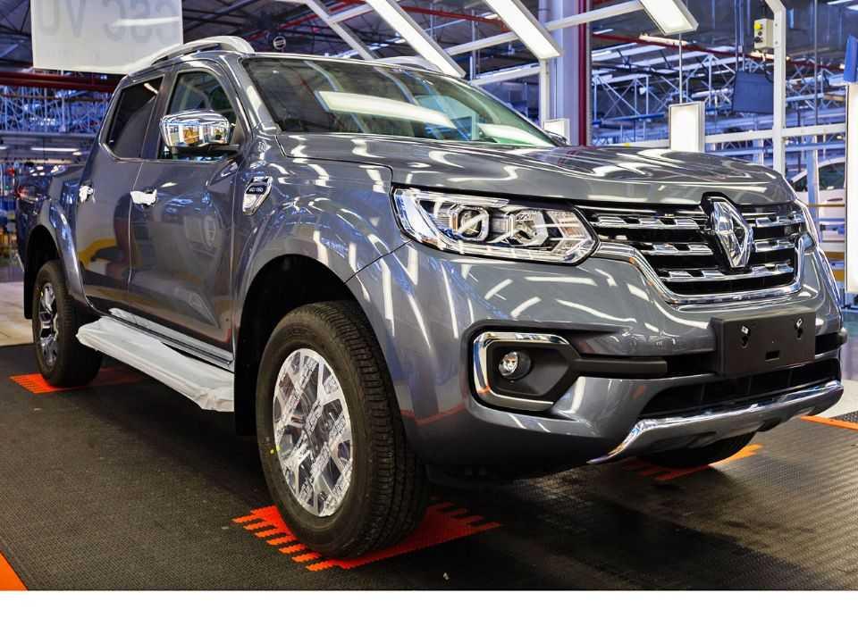 A primeira Renault Alaskan argentina: chegada da picape média está próxima