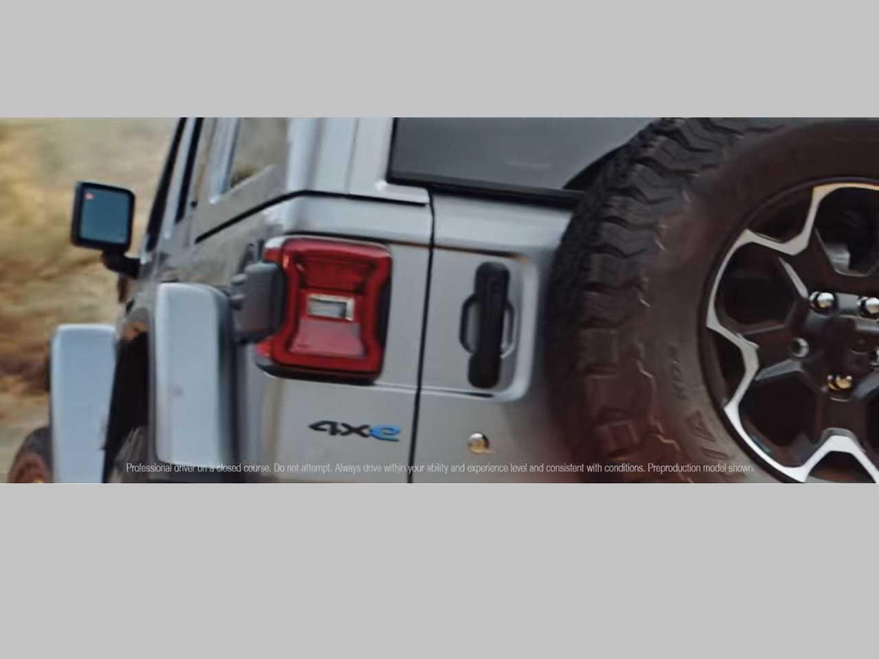 JeepWrangler 2021 - traseira