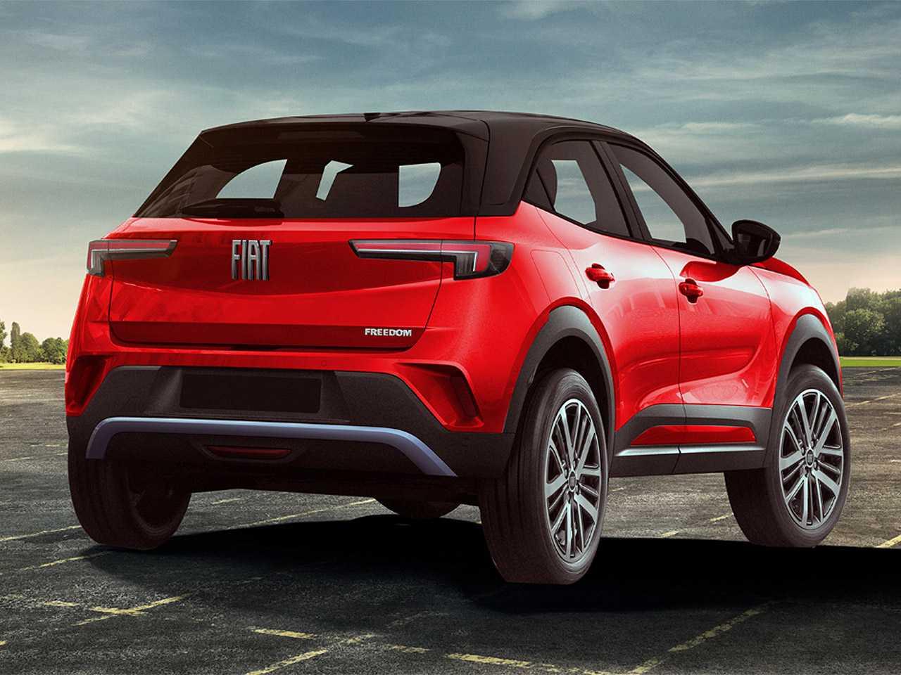 Projeção de Kleber Silva para o futuro SUV compacto nacional da Fiat