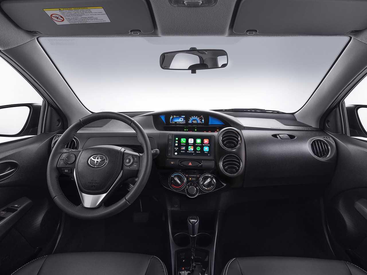 ToyotaEtios 2021 - painel